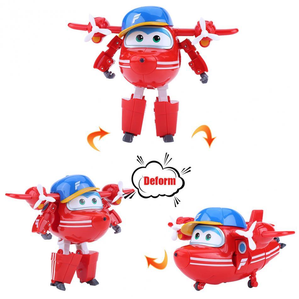 12CM Action Figure Kids Plane Toys For Boys&Girls
