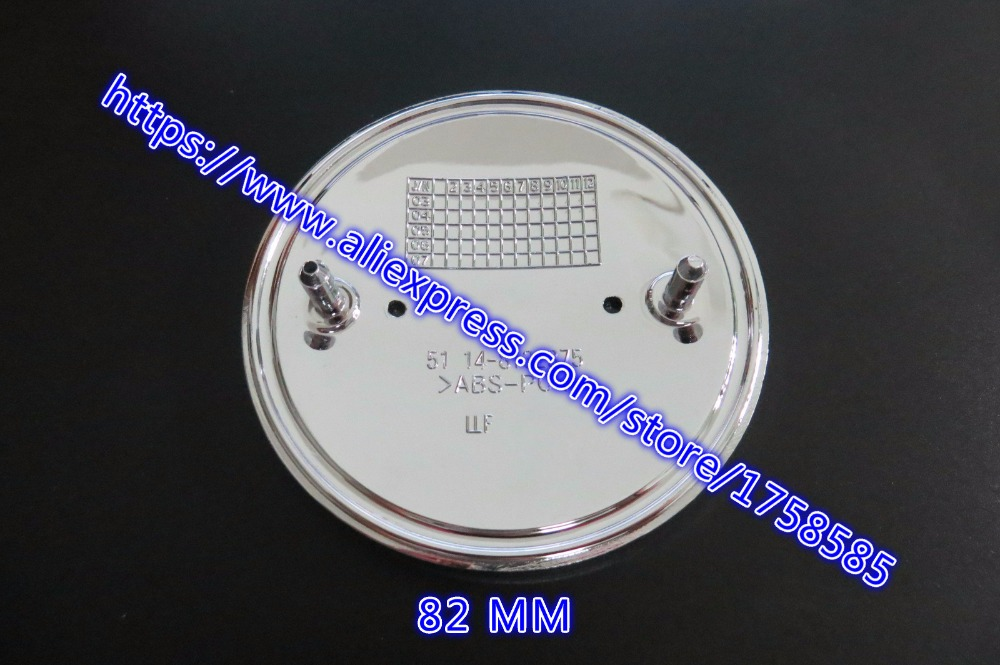 2 шт. 73 мм/82 мм синий/белый, черный/белый эмблема знак капот передний задний багажник логотип для авто автоаксессуары глава гуд эмблема