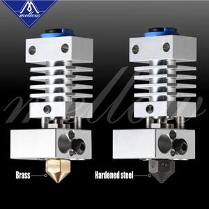 Image 2 - Mellow Upgrade CR10 All Metal Hotend Extruder Kit Flexible Titanium Heat Break For Creality CR 10 CR 10S Micro Swiss 3D Printer
