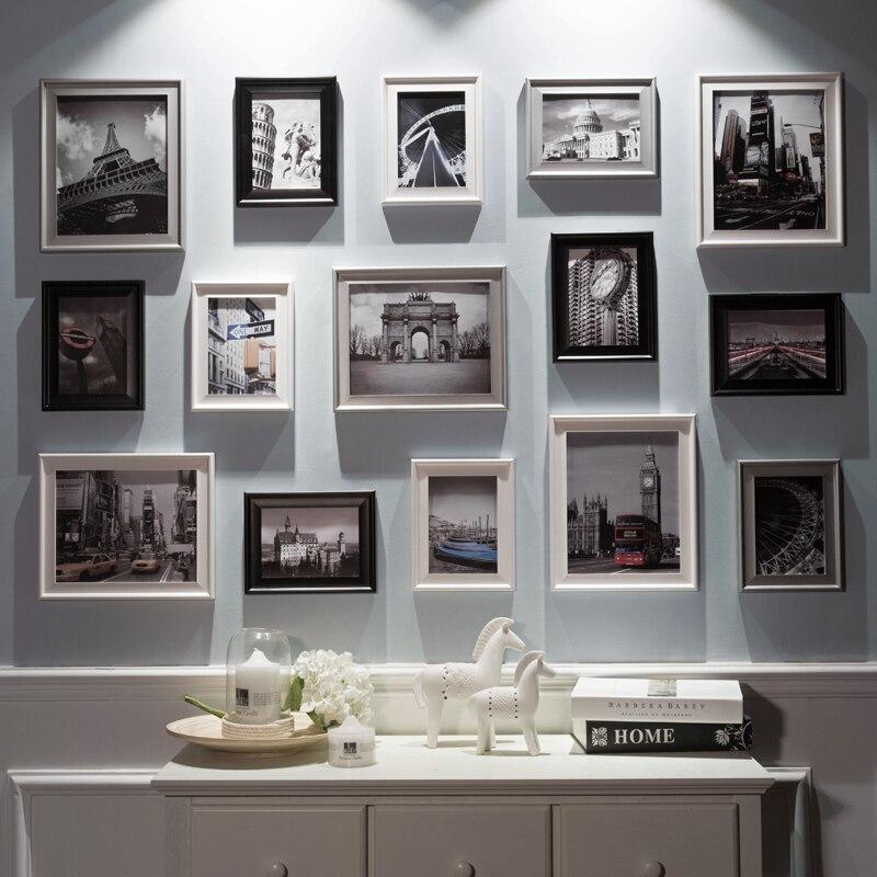 даже мнение, черно белое фото в винтажной рамке век внутреннее оформление