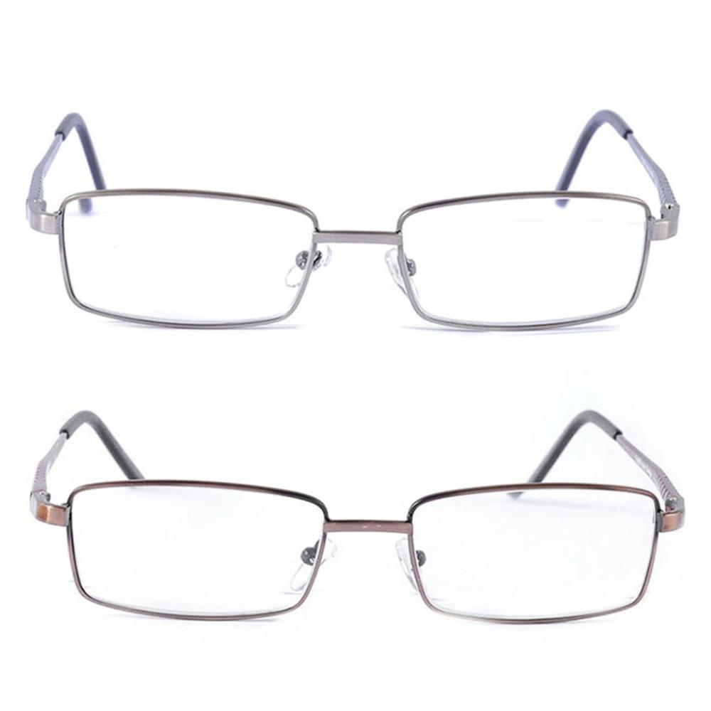 Очки для чтения Пресбиопии очки 1,0 1,5 2,0 2,5 3,0 3,5 диоптрии Новая мода 2018