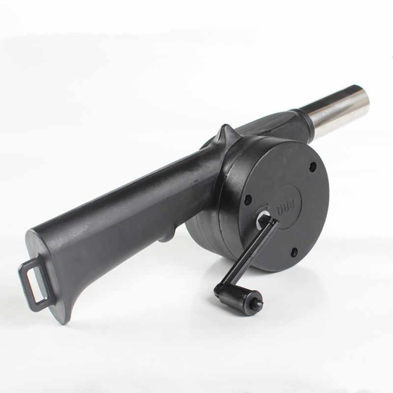 Bestice Soplador herramientas de barbacoa plegable para soplar el tubo de fuego herramienta de supervivencia al aire libre Gadgets de supervivencia al aire libre Camping Barbacoa herramienta
