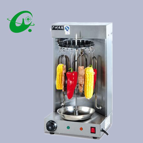 Stainless Steel Electric Mini Kebab Machine Automatic Middle East barbecue and oven Kebab Meat Processing Machinery