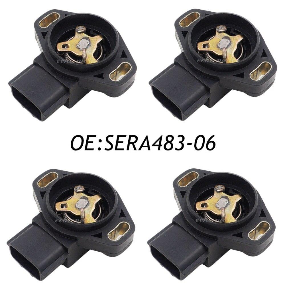 New 4PCS SERA483 06 Throttle Position Sensor For Suzuki