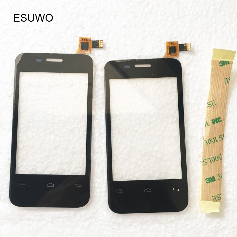 ESUWO Touch Screen Sensor Panel For Prestigio MultiPhone PAP3500 DUO PAP 3500 Touch Screen Digitizer Touchscreen Replacement
