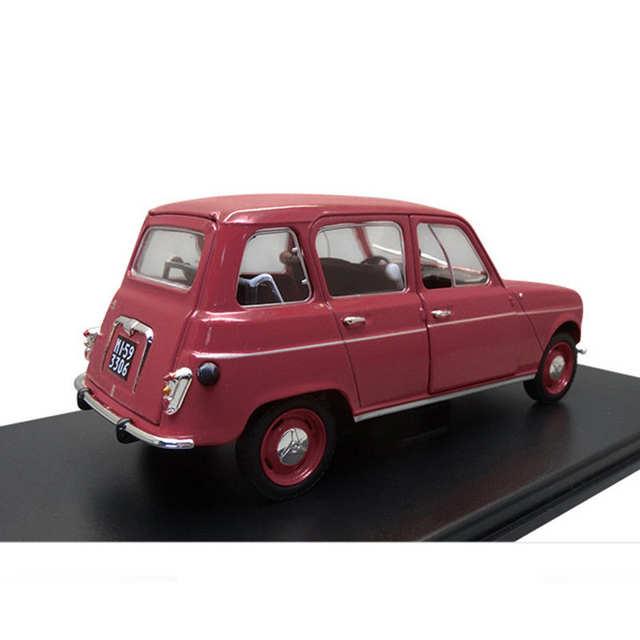 Online Shop Hommat 1 24 Renault 4l 1962 Car Vehicle Alloy Diecast