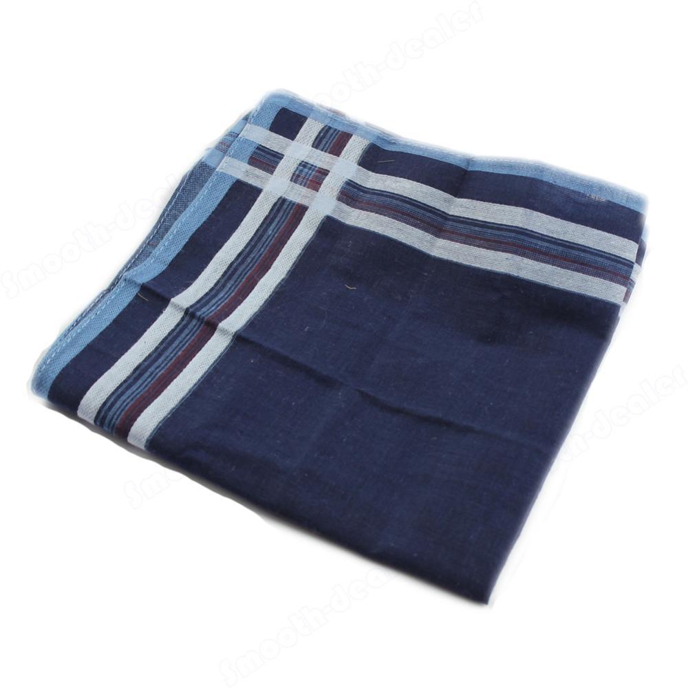 2018 NEW 1PC New High Quality Classic Soft Comfort Plaid Handkerchief Selling
