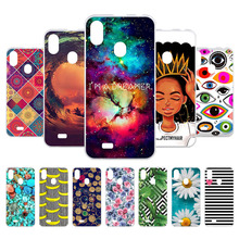 Silicone Cases For Ulefone S10 Pro Case Cover Soft TPU Coque Fundas Painted Phone Bumper Shell Skin