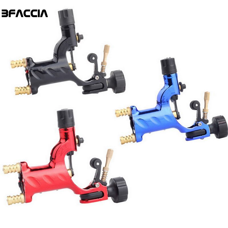 Bfaccia Tattoo Machine Rotary Professional Shader Liner Assorted Electric Tattoo Motor Pen for Body Art Hot Sale Dragonfly