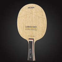 Enting/ XVT Table Tennis Blade Carbon Pure Wood Comprehensive Training Ping Pong Table Tennis Racket Fast Attack B42