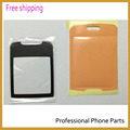 Original New black color Panel Repair Parts For Nokia 8800 Front Outer Glass Screen Lens  +track