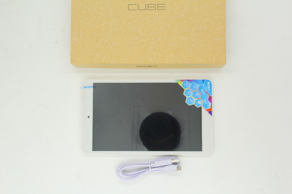 IN stock CUBE U27GT Super Tablet PC 8 0 inch IPS Screen MTK8163 Quad Core 1
