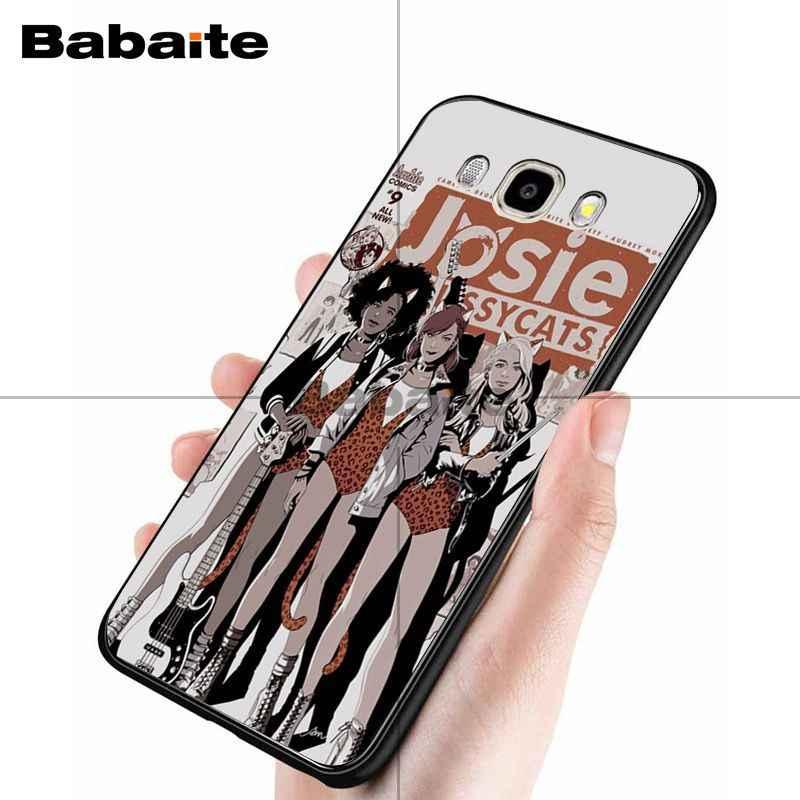 Babaite Riverdale (Chương Trình Truyền Hình Đen TPU Cao Su Mềm Điện Thoại Dành Cho Samsung J7 J2pro Note9 Note8 J6prime Bao