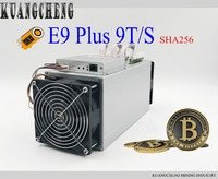 KUANGCEHNG sell Ebit E9 Plus 9T 14nm itcoin Miner better than Antminer V9,D3 and high Cost effectiv than S9