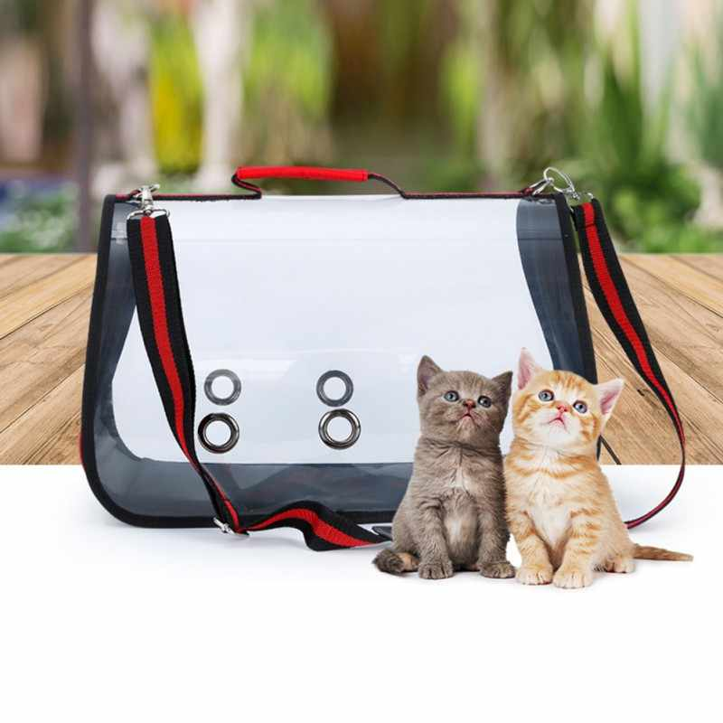 ddca4c5c0667 ... Открытый собака кошка дорожная сумка Портативный pet travel Средства  для переноски собак дорожная сумка щенок рюкзак ...