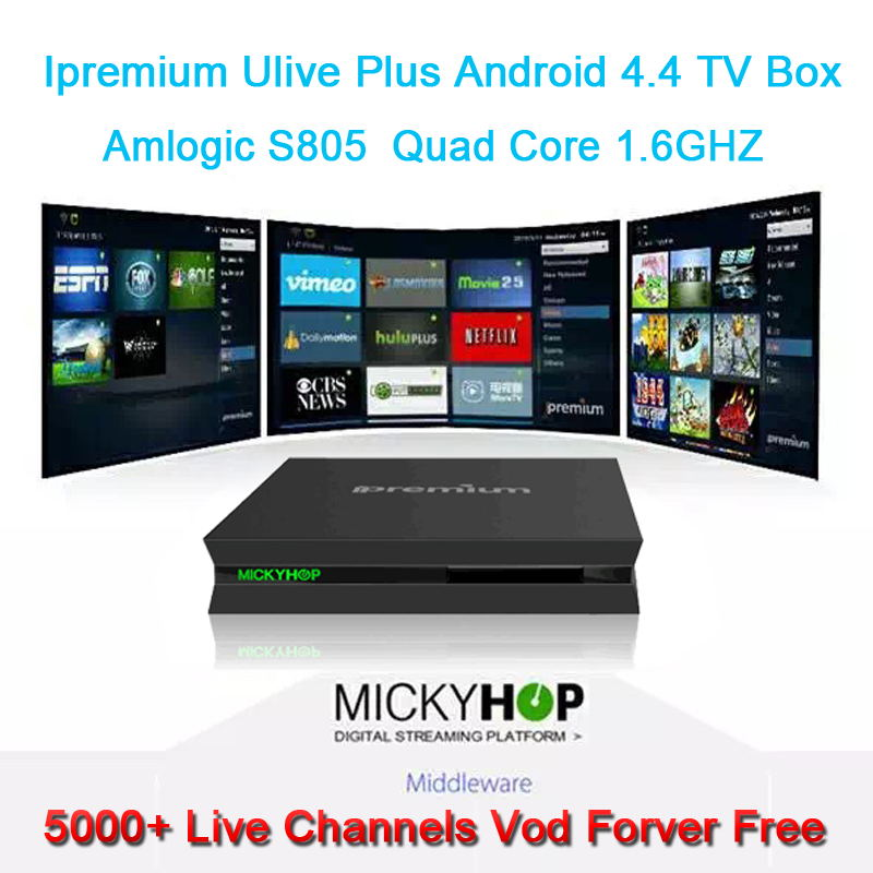 how to watch free live tv on android box