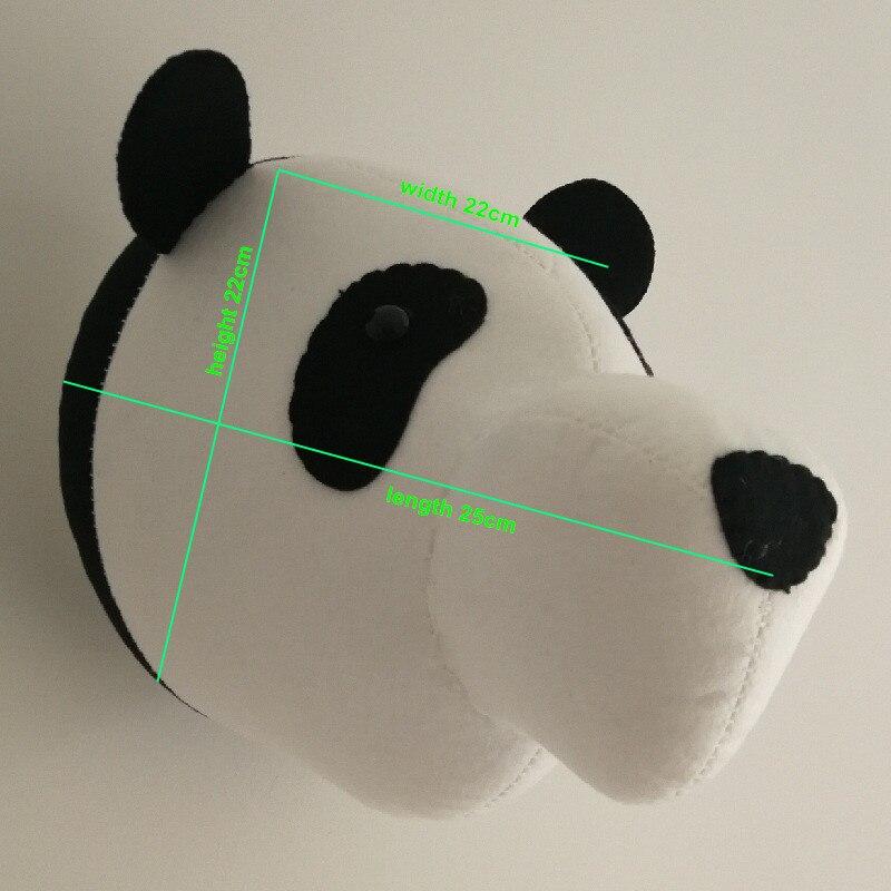 size panda