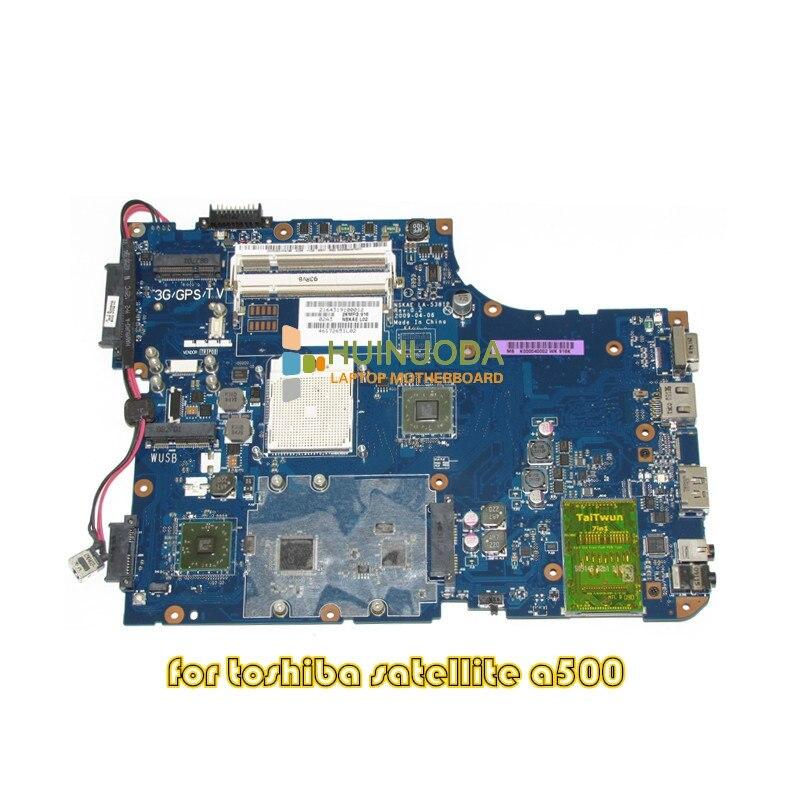 Здесь можно купить   K000040002 NSKAE LA-5381P Mainboard for toshiba satellite A500 laptop motherboard DDR2  Компьютер & сеть