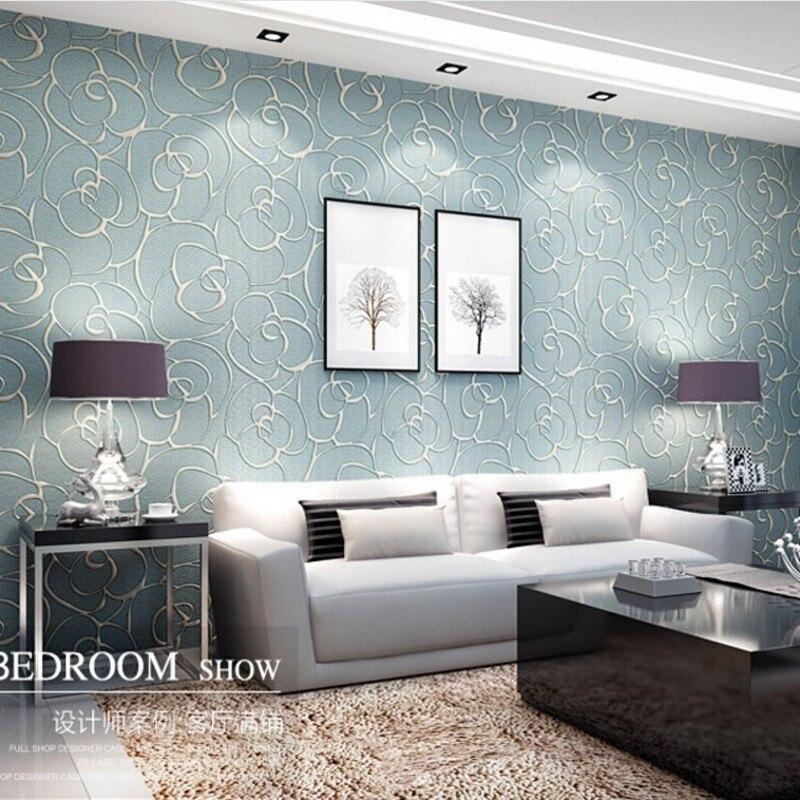 Schlafzimmer Blau Beige schlafzimmer farben beige wandfarbe blau bettwsche teppichboden Beibehang Hochwertige Tapeten Gestreifte Tapete Schlafzimmer Blau Beige Kaffee 53 Cm X 10