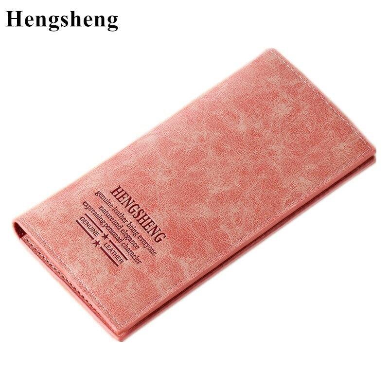 de92f4c2d Nueva marca de diseñador para mujeres de monedero venta cuero cartera mujer  tarjeta de crédito de bolsillo con cremallera bolsillo de calidad superior  ...