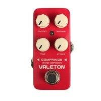 Valeton Comprince Analog Vintage Compressor Guitar Effect Pedal