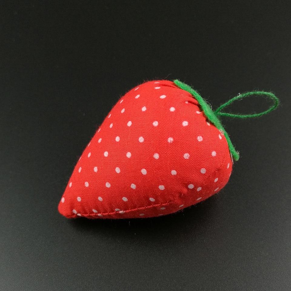 Broche épingle Fraises sur Branche fraisier Acier.