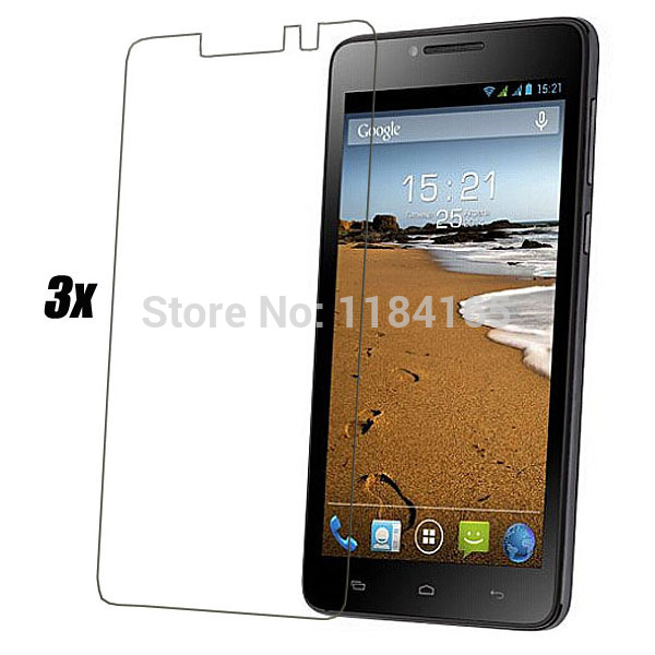Screen Protector for Fly IQ4601 Era Style 2 Film Quality 3pcs/Lot Front Transparent LCD