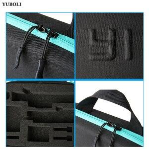 Image 4 - Yuboli portátil proteção à prova de choque coleção saco de armazenamento caso para gopro go pro herói 5 4 3 3 + sjcam xiaomi yi xiao yi 4k 2