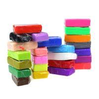 5 כלים + 24 צבעים חימר פולימרים פימו בלוק דפוס דוגמנות DIY ילדים סיטונאי צעצועי ילדים