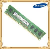 Samsung Desktop Memory Original DDR3 2GB 1600MHz 2G PC3 12800U PC RAM 1600 12800