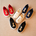 NEW 2016 Autumn Spring children's canvas fashion cute cartoon casual shoes boys & girls shoes kids Sneakers for 2-3 years