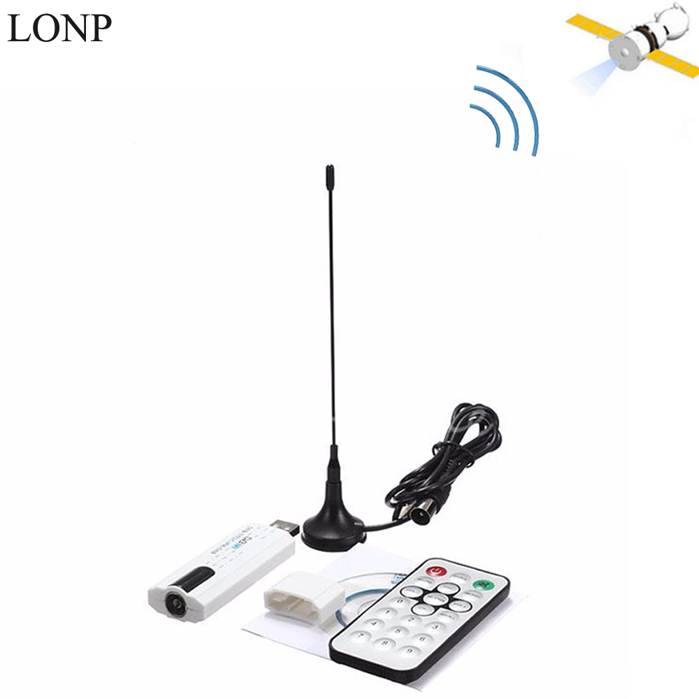White DVB-T2 TV Stick Tuner USB dvb t2 satellite finder Russia and Europe digital Satellite Receiver Support DVB-T DVB-C FM DAB цена и фото