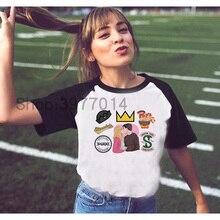 Riverdale T shirt Women Summer Tops SouthSide Serpents