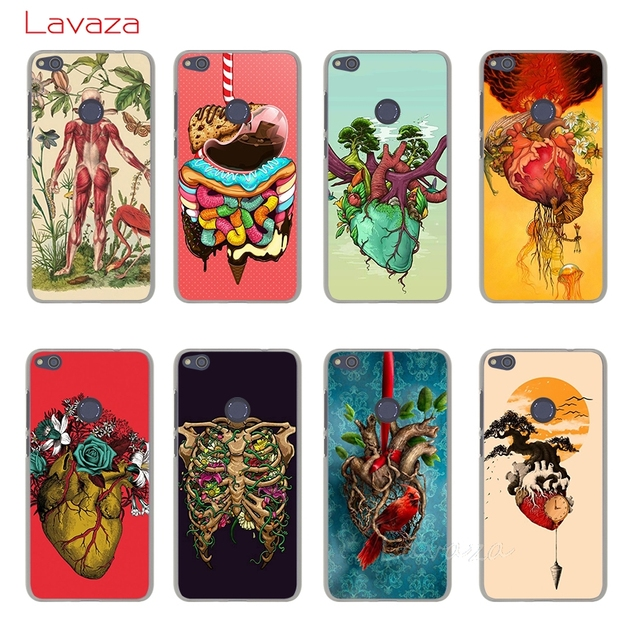 Lavaza Designs Human Anatomy Cell Hard Case For Huawei Mate 10 Lite