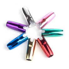 Retail 1pc 331332 Electroplate vape accessories Cap cover Red Blue Gold silver green pink for use with IQOS 2.4 replacemen