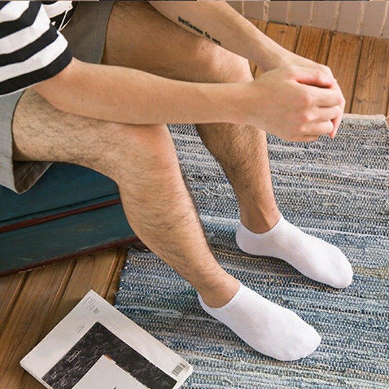 5 Pair/Lot New Men Socks Cotton Five Finger Male Toe Socks Solid Ankle Gift Box Socks 2017 New arrival