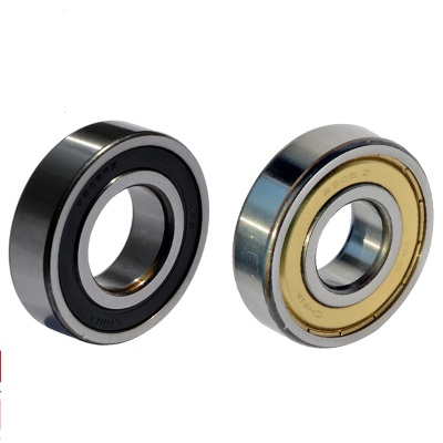 Gcr15 6220 ZZ OR 6220 2RS  (100x180x34mm) High Precision Deep Groove Ball Bearings ABEC-1,P0 gcr15 61924 2rs or 61924 zz 120x165x22mm high precision thin deep groove ball bearings abec 1 p0