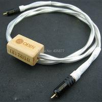 Nordost Odin Reference75Ohm цифровой коаксиальный аудио кабель с позолоченный штекер RCA кабель цифровой аудио кабель rca, цифровой кабель