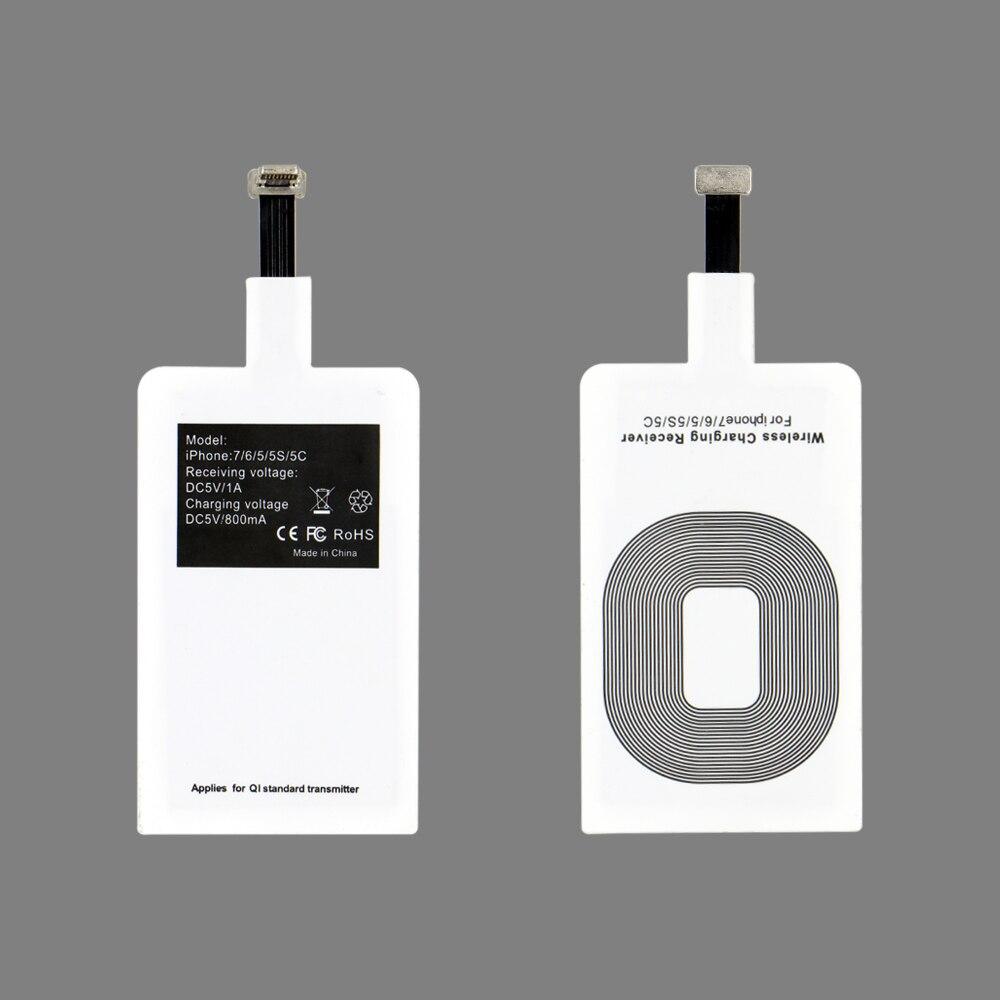 Handy-zubehör Handys & Telekommunikation 2019 Mode Qi Drahtlose Ladegerät Empfänger Modul Adapter Für Blitz Iphone 5 5 S 5c Se 6 S 7 7 Plus Android Micro-usb Typ-c Handys Universelle