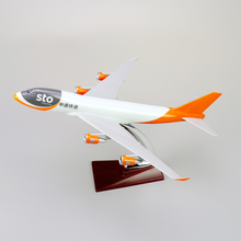 32cm Domestic Express Logistics Transport Model of STO Static Model Plane Decoration Model