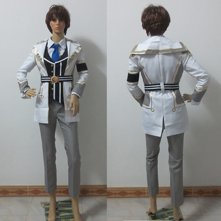 Mischief of the Gods Kamigami no Asobi Balder Hringhorni Cosplay Costume Custom Made Any Size