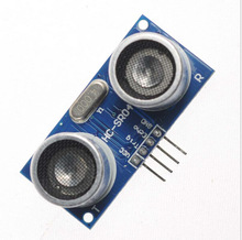 Free shiping HC-SR04 HCSR04 to world Ultrasonic Wave Detector Ranging Module HC-SR04 HC SR04 Distance Sensor