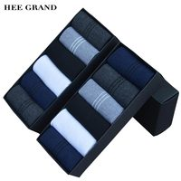 HEE GRAND 2017 New Arrival Fashion Men S Sock Cotton Material Comfortable Breathable Spring Autumn Socks
