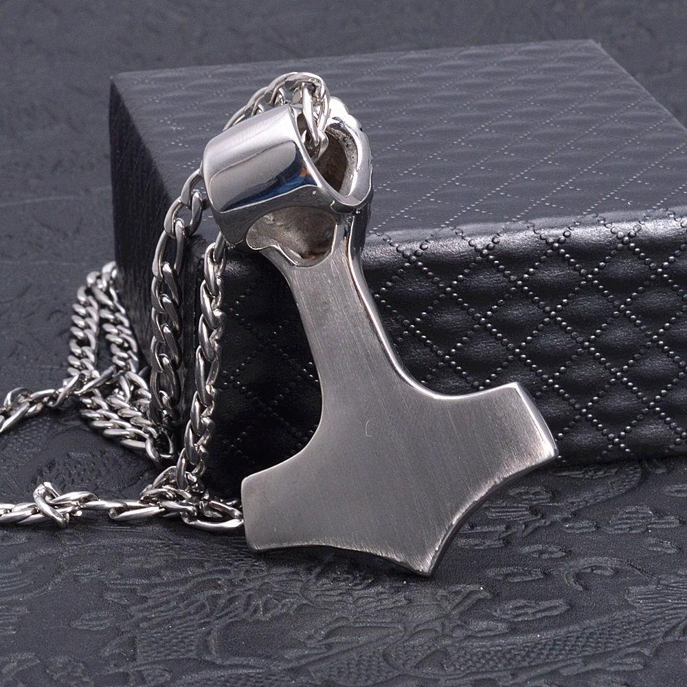 HTB1nx7IMpXXXXXyXpXXq6xXFXXXq - Men's Viking Bear Titanium Steel Pendant