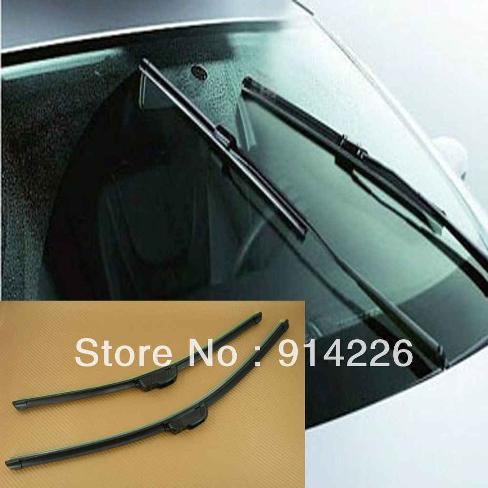 Windscreen Windshield Wiper Frameless Blades Fit Chevrolet Chevy Cobalt 2005 2010 22 17 In Wipers From Automobiles Motorcycles On