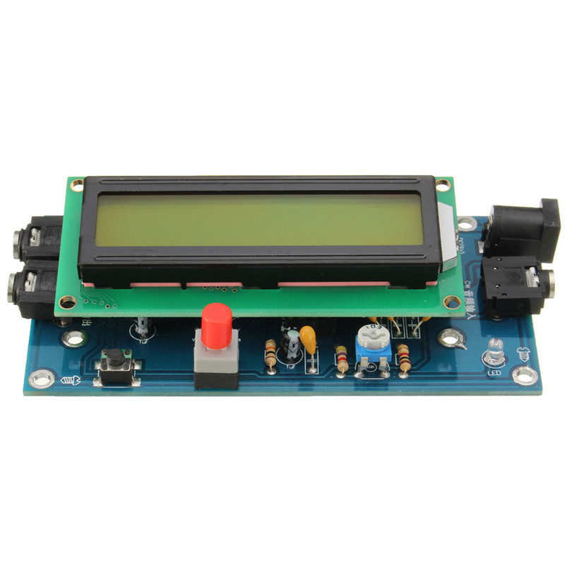 DC7-12V/500mA Morse Code Reader Translator Module For PC Ham Radio Amplifier Accessory Essential Decoder Integrated Circuits ...