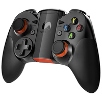 N1 Pro Bluetooth Wireless Game Controller Gamepad Joystick With Clip For Smart Phone Tablet PC