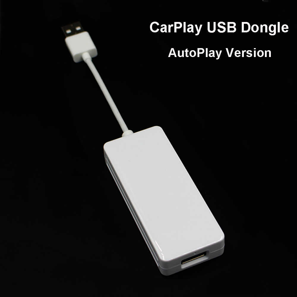 Carlinkit Apple CarPlay USB Dongle for Android System Car Stereo Head Unit with Android Auto/CarPlay/AirPlay