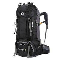 New 50L&60L Outdoor Backpack Camping Climbing Bag Waterproof Mountaineering Hiking Backpacks  Sport Bag Climbing Rucksack jooyoo