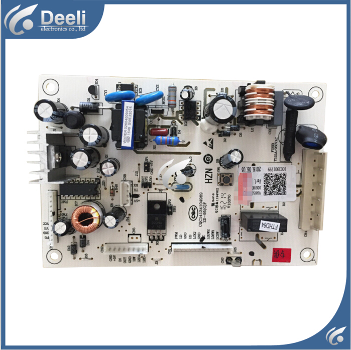 100% new good working new style for refrigerator computer board power module BCD-290W BCD-318W BCD-318WSL 0061800014 board 95% new for haier refrigerator computer board circuit board bcd 198k 0064000619 driver board good working